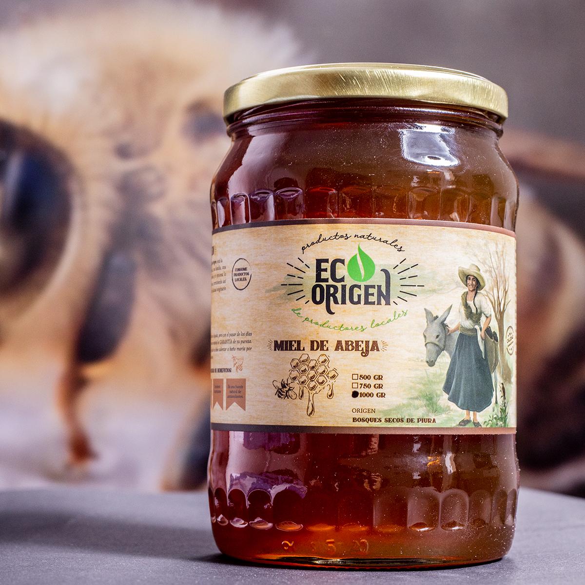 Miel de abeja x kg marca Eco Origen