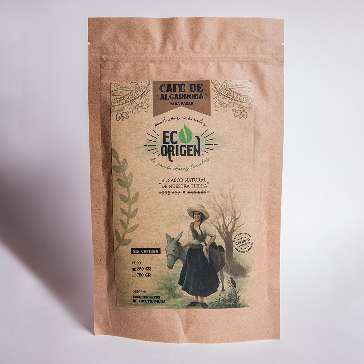 Café de algarroba