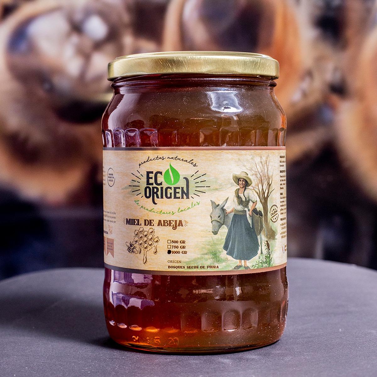 Miel de abeja portada foto